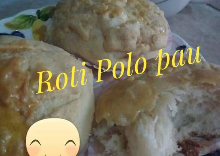 Roti Polo pau