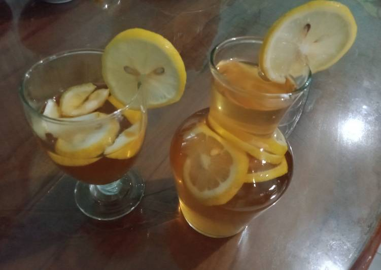 Bagaimana Memasak Resep Yummy Dari HONEY LEMON TEA – DAPUR MARISA