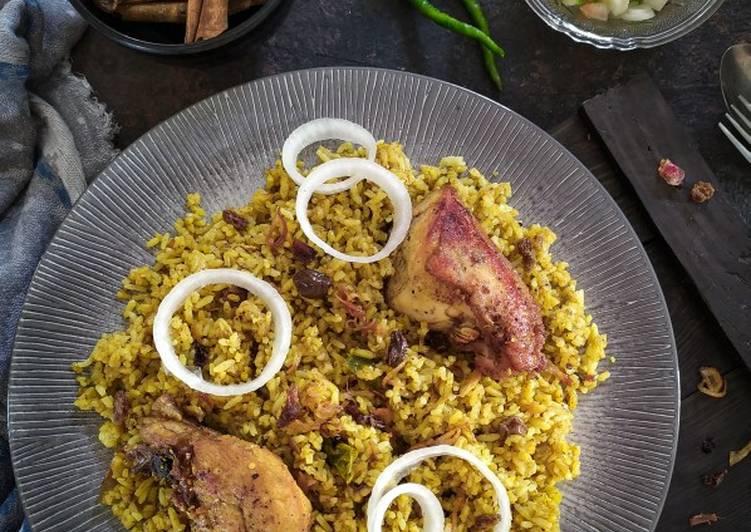Nasi Kebuli (Ayam) - cookandrecipe.com