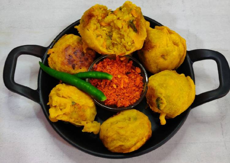 Easiest Way to Prepare Favorite Vegetable Batata Vada/Aloo Vada
