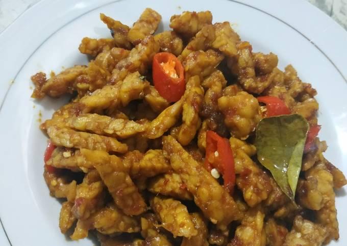 sambal goreng tempe - resepenakbgt.com