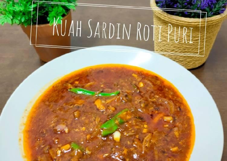 Kuah Sardin Roti Puri - velavinkabakery.com