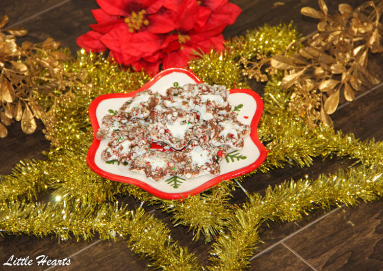Top 10 Dinner Ideas Homemade Chocolate Covered Snow Flake Pretzels