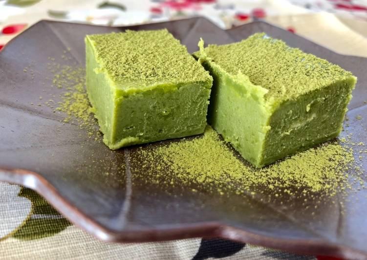 Japanese Matcha Soft Chocolate