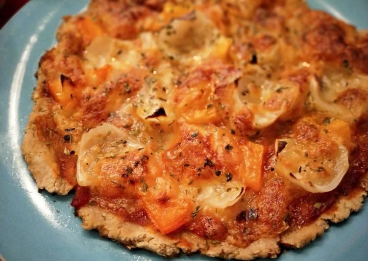 Oats pizza (Gluten free)