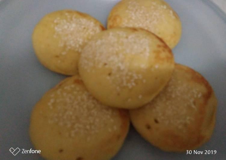 Khamir toping wijen - cookandrecipe.com