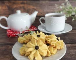 Kue kering Semprit choco chip mudah anti gagal - resep kue kering - kue semprit