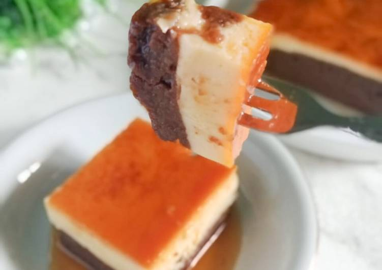 Choco Flan Cake / Impossible Cake