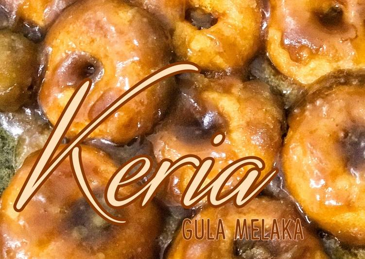 Keria Gula Melaka - velavinkabakery.com
