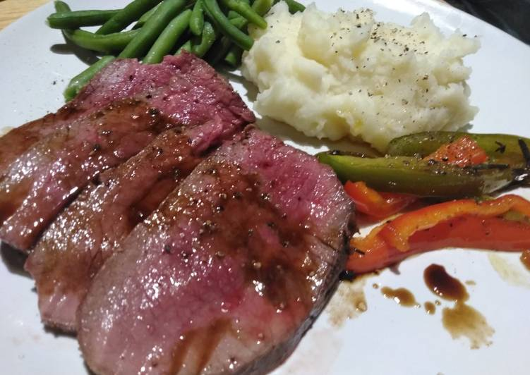 Venison Medallions/Steaks