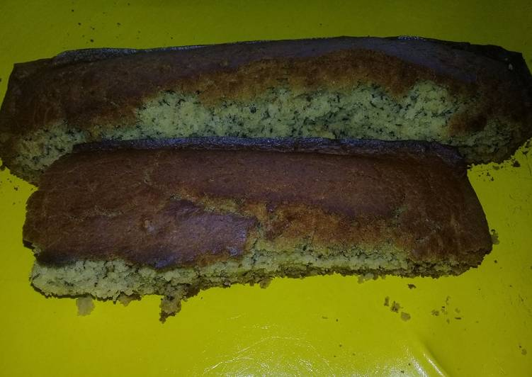 Simple Way to Make Ultimate Banana loaf