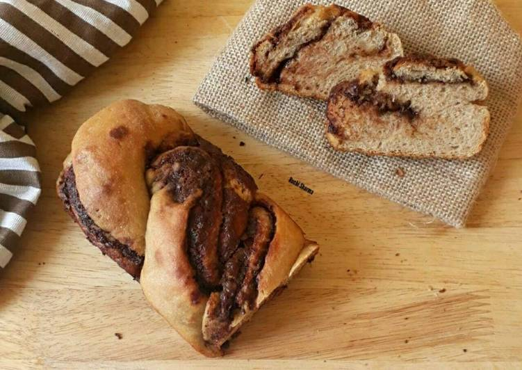 Braided Nutella Bread, Help Your Heart with The Right Foods