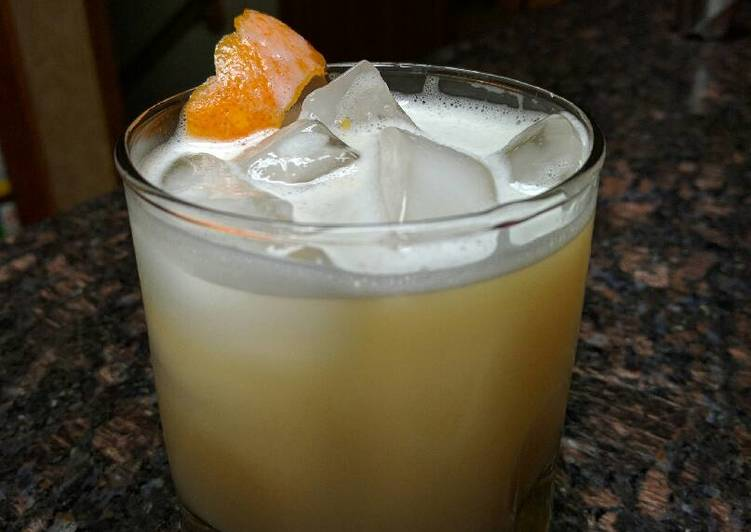 Easiest Way to Prepare Tasty Whiskey Sour