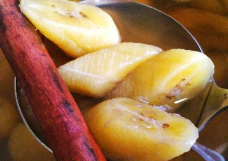 Setup pisang kepok