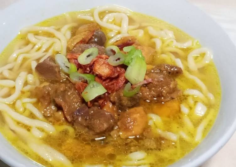 059. Mie Ayam Homemade