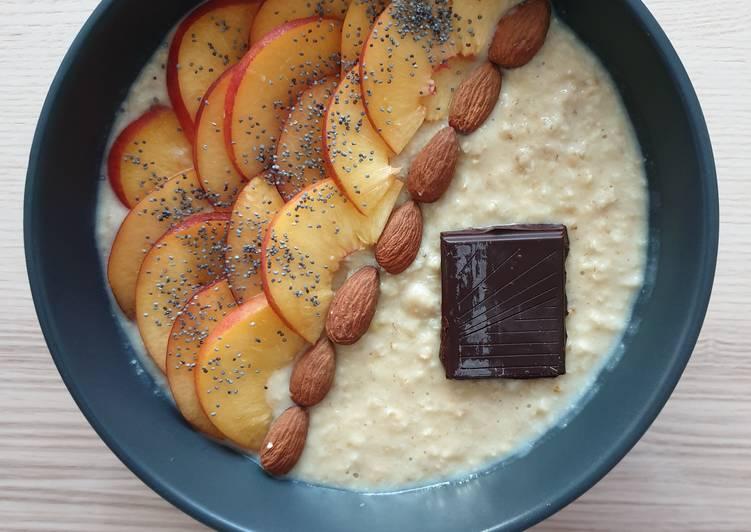 Porridge d'été