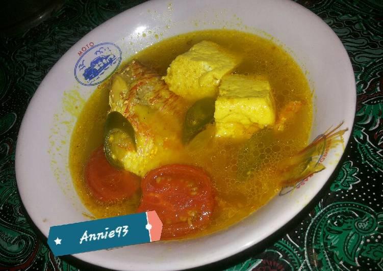 resepi ikan merah masak asam pedas kondensy Resepi Ikan Selar Masak Pedas Enak dan Mudah