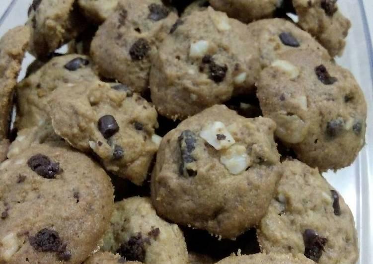 Palmsuiker choco chip cookies