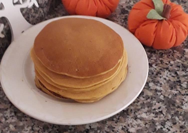 Pancakes di zucca🥞🎃😋