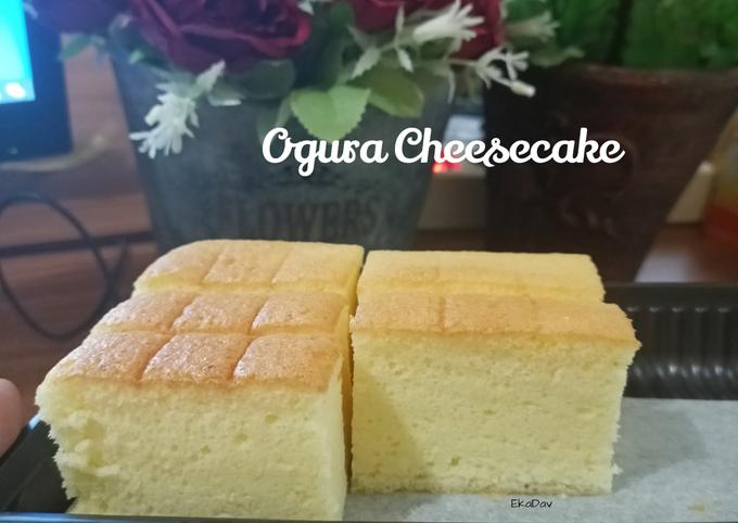 Ogura Cheesecake