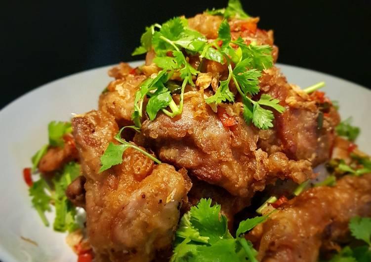 Ayam Bawang Goreng (ABG)