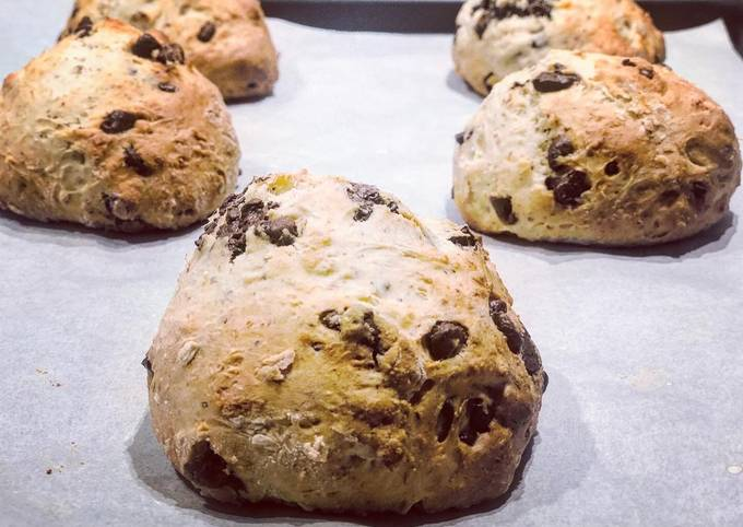 Cookie façon brioche