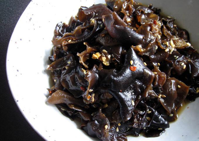 Scrumptious Black Fungus Salad