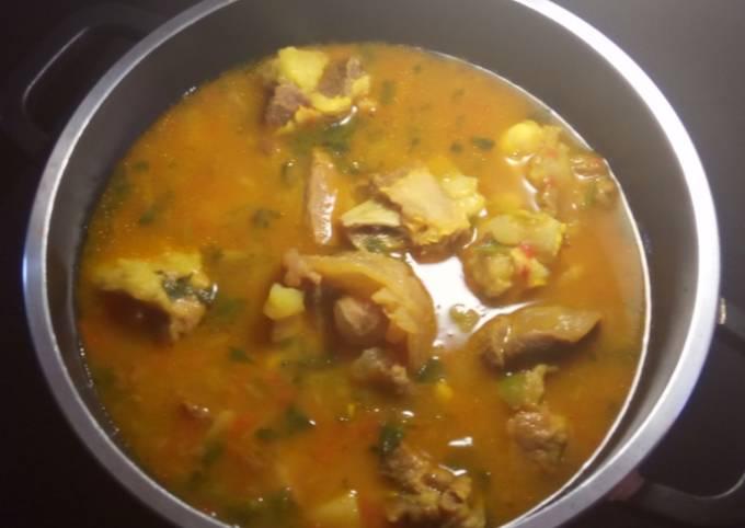 Tumbukiza beef