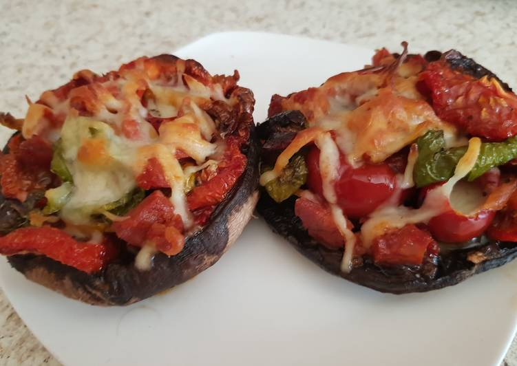 Easiest Way to Cook Yummy My Stuffed Chorizo and Mozzarella cheese. 😀