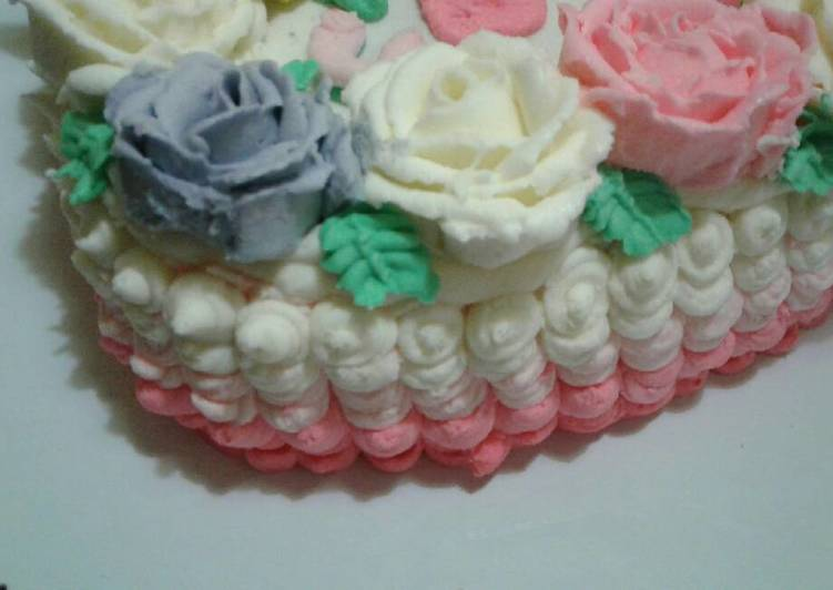 Buttercream Traditional