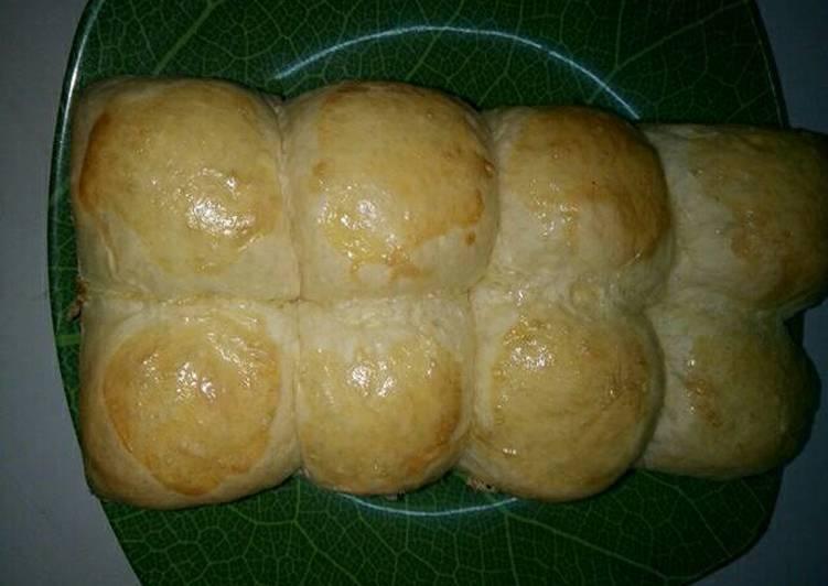 Roti Sobek Lembut Anti Gagal