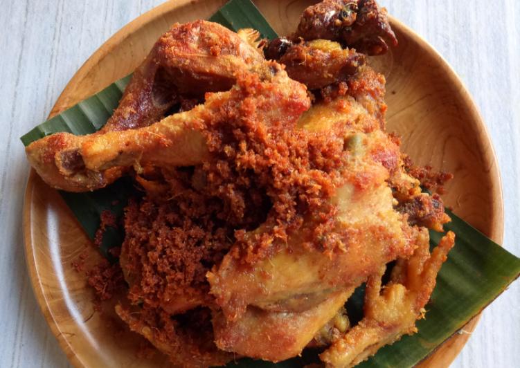 Resep Enak Ayam Goreng Lengkuas Aneka Yang Enak