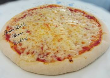 Easiest Way to Recipe Tasty Fast and Easy 1 Minute Microwave Pizza