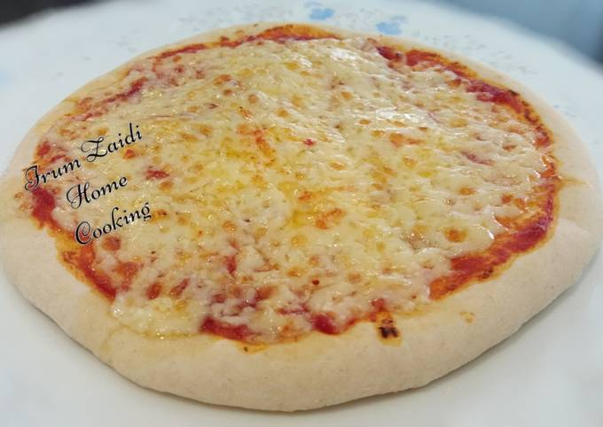🍕🍕Fast and Easy 1 Minute Microwave Pizza🍕🍕