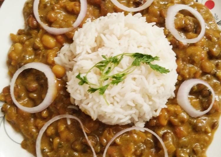 Foods That Make You Happy Maa ki daal