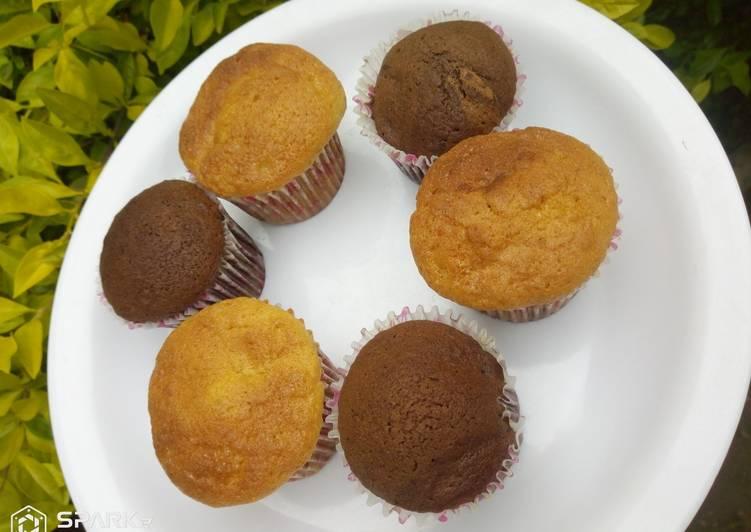 Simple Way to Make Quick Vanilla cake 2