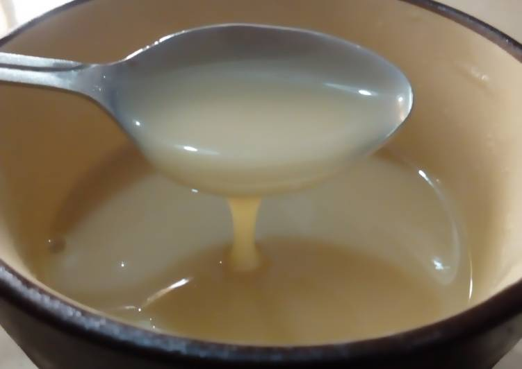 How to Make Any-night-of-the-week Condensed milk