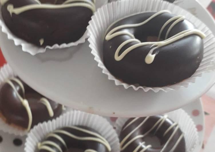 Sablés donut