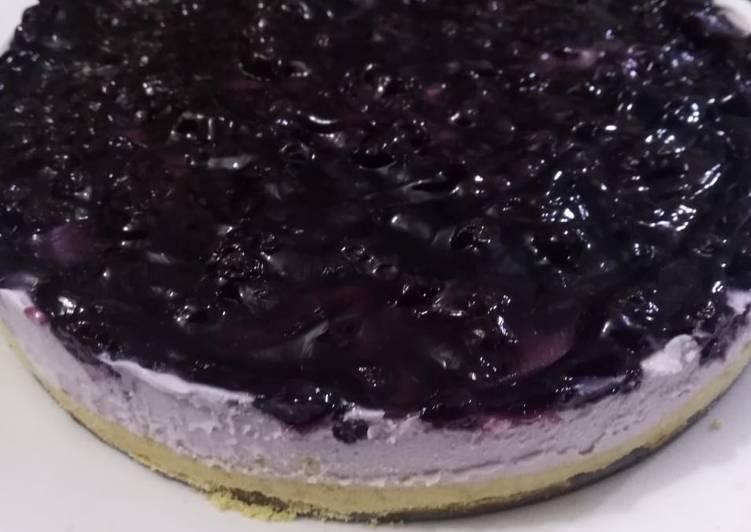 Blueberry Cheesecake 😋