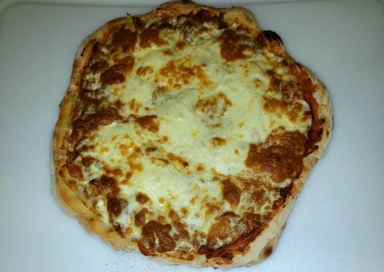 Quad Cities style Pizza Dough