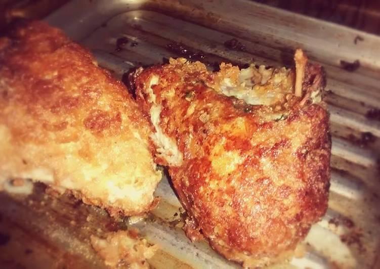 Chicken Kiev!