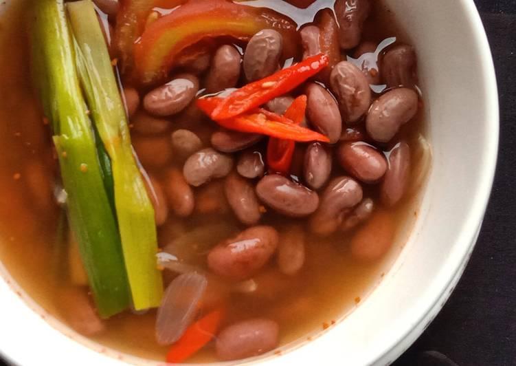 Resep Sayur Kacang Merah Sunda Legit dan Nikmat!
