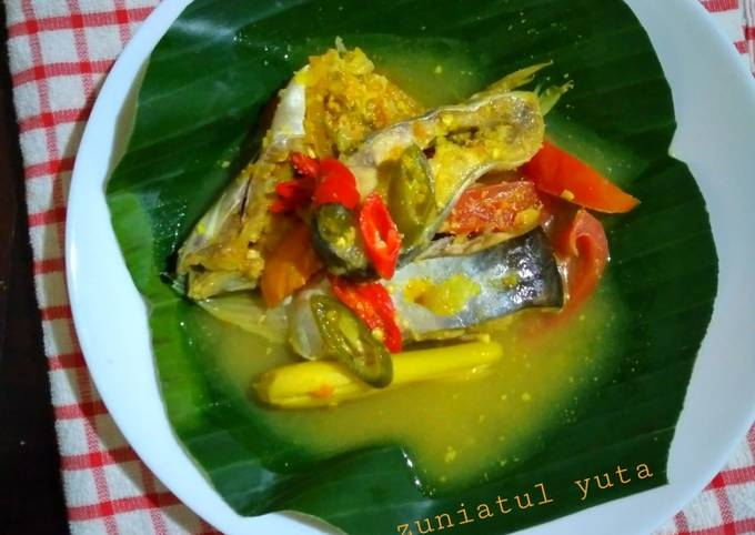 Resep Tu'up Sambal Ikan Patin Anti Gagal