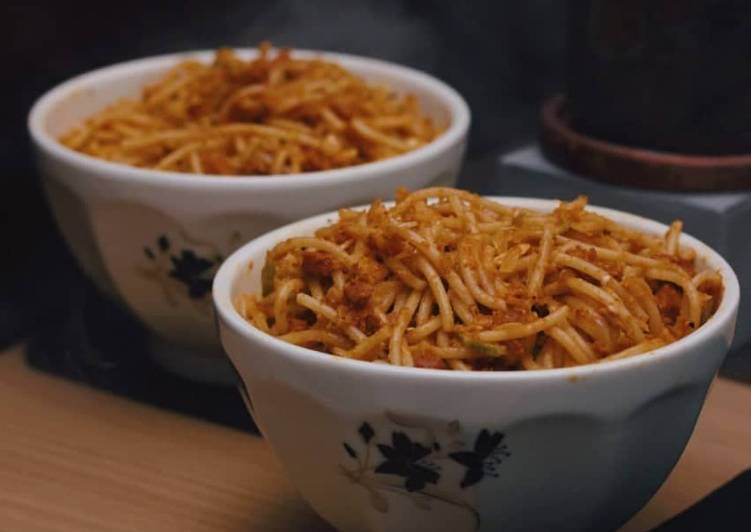 Recipe of Top-Rated Spaghetti With Tuna & Chicken Sausage