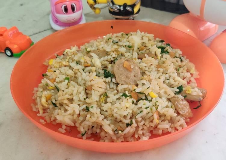 6.4#35 Nasi Goreng Sayur