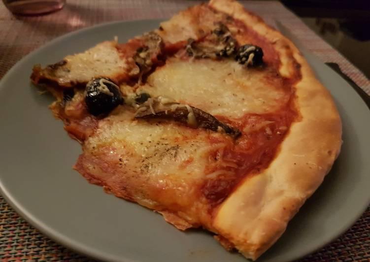 Pizza rapide et facile