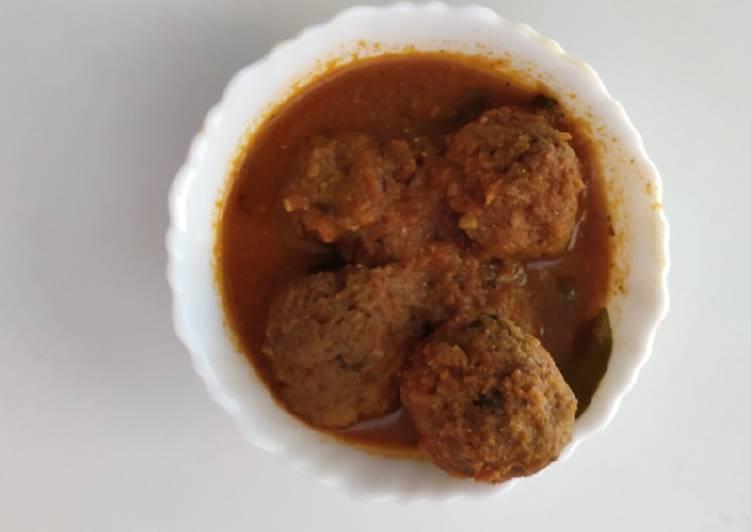 Elephant Foot Yam Kofta Recipe By Jyoti Harisinghani Cookpad