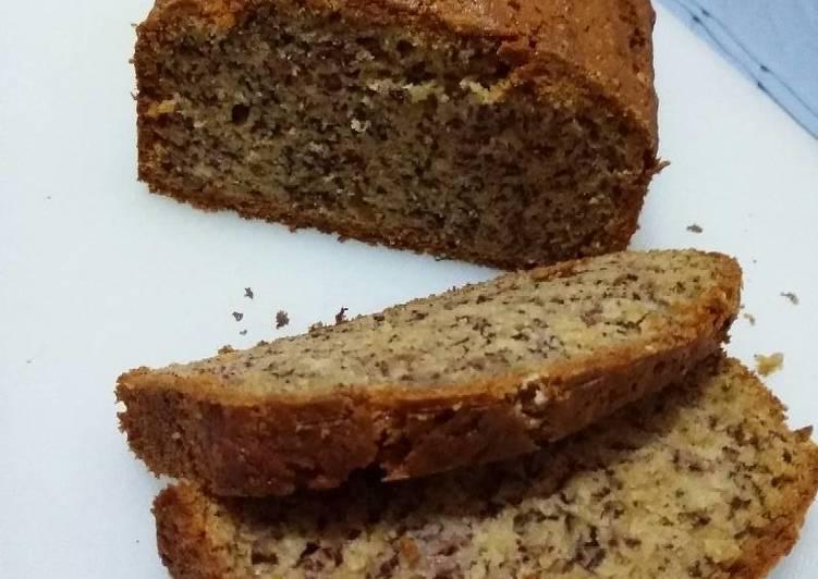 Recipe: Appetizing Super Moist Banana Bread