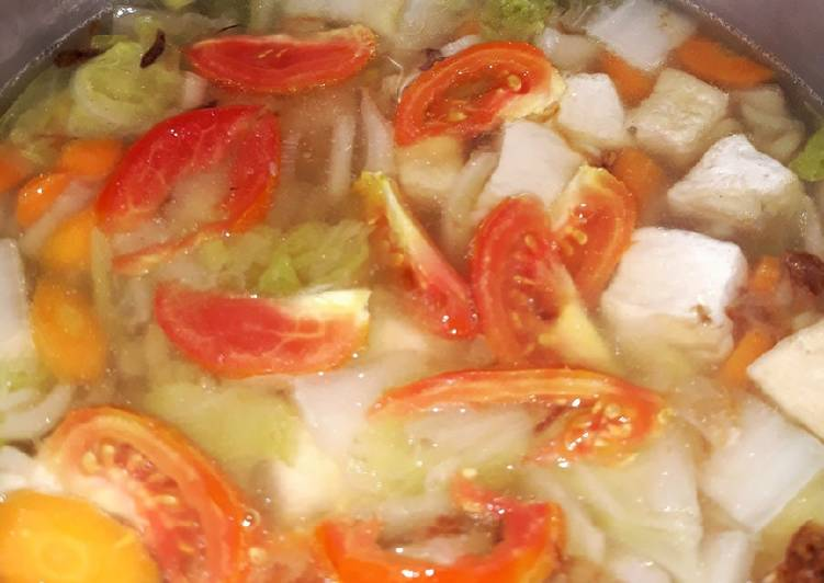 Sup rame non kolesterol