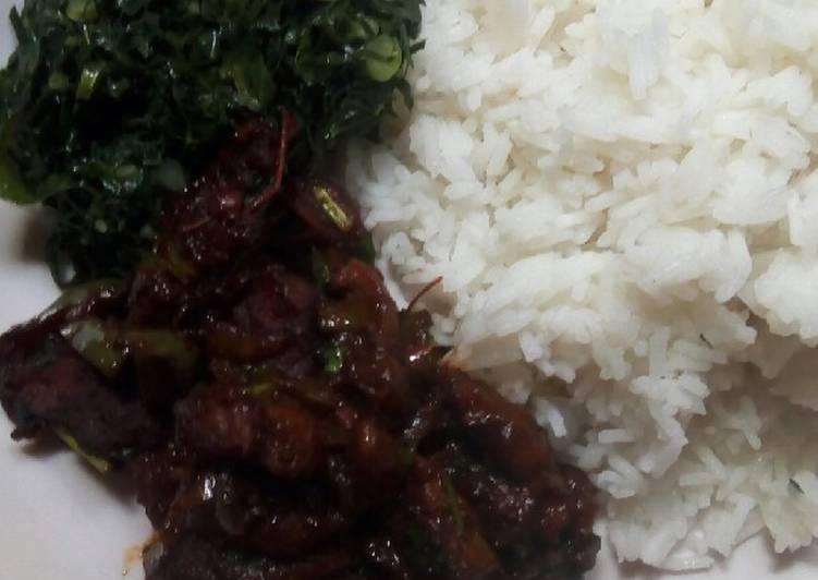 Pork belly wet fry